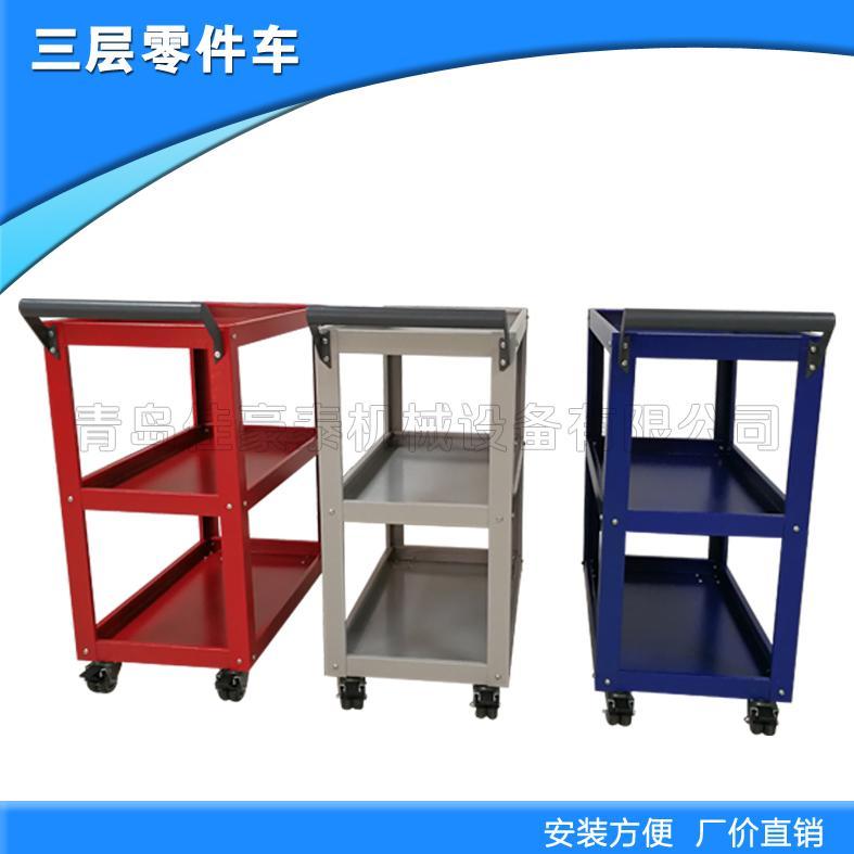 加大手柄工具柜铁皮柜 多个抽屉环保喷塑带门工具柜菏泽市