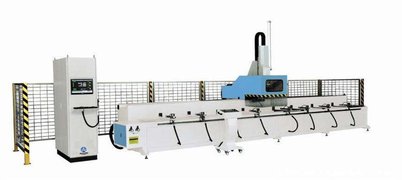 三轴铝型材加工中心