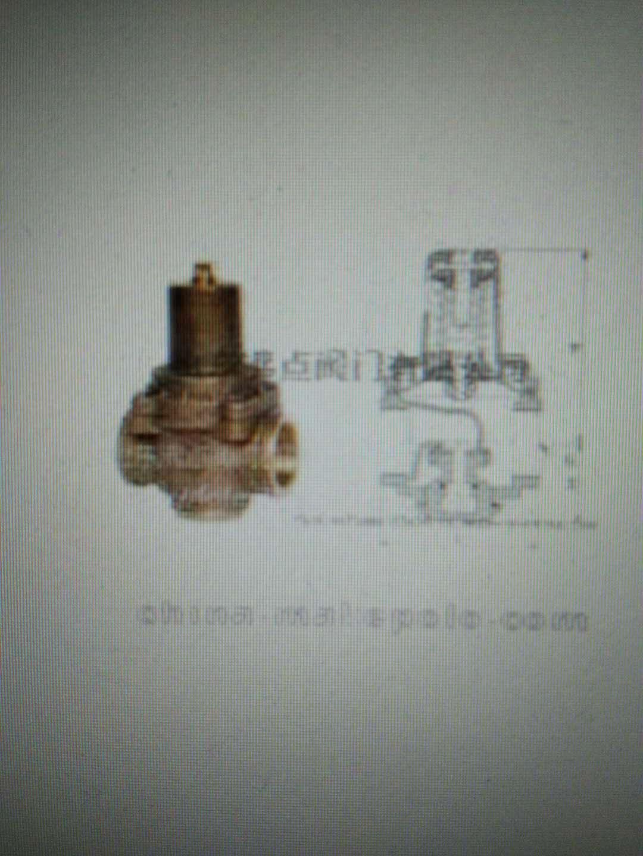 沸点y11x-16tdn40减压阀图片