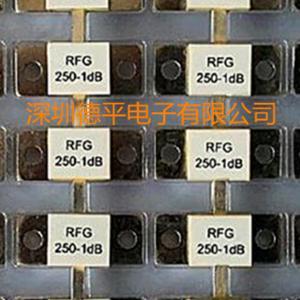 德平RFG250W-1dB大功率法兰衰减器