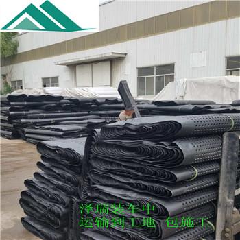 求购贵阳1公分建筑车库种植排水板厂家供应