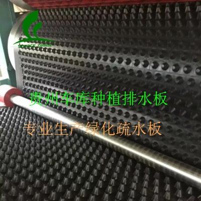 求购销售贵州塑料排水板-蓄排水板
