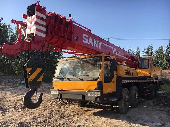 急购二手16-70吨吊车数台不限品牌
