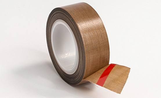 特氟龙高温胶布铁氟龙胶带封口机热切机0.18厚度50MM宽10米