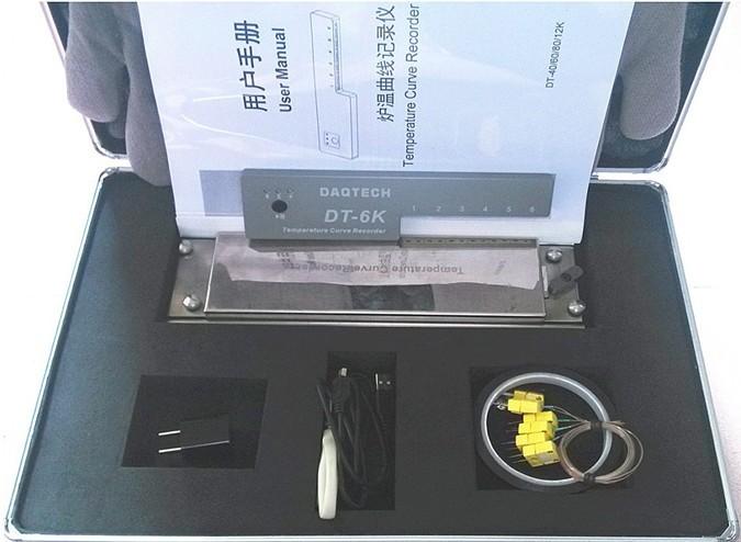 炉温测试仪厂家 SMT多通道炉温测试仪