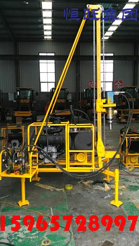 达州 成都 遂宁 重庆市物探地震波山地钻机生产厂家 30米正品钻机