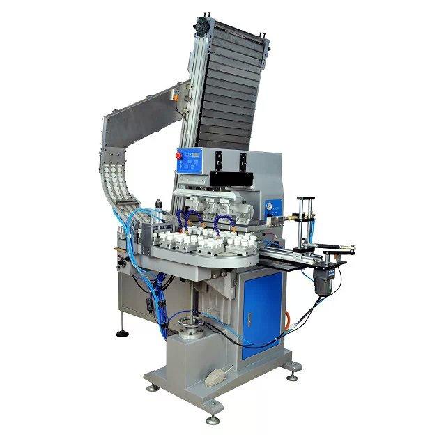 奥嘉印刷机械全自动移印机