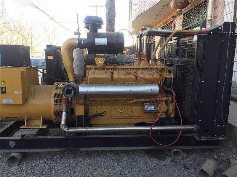 洛阳高价回收二手柴油发电机组
