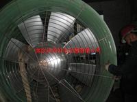 南京江宁各类轴流风机维修保养安装