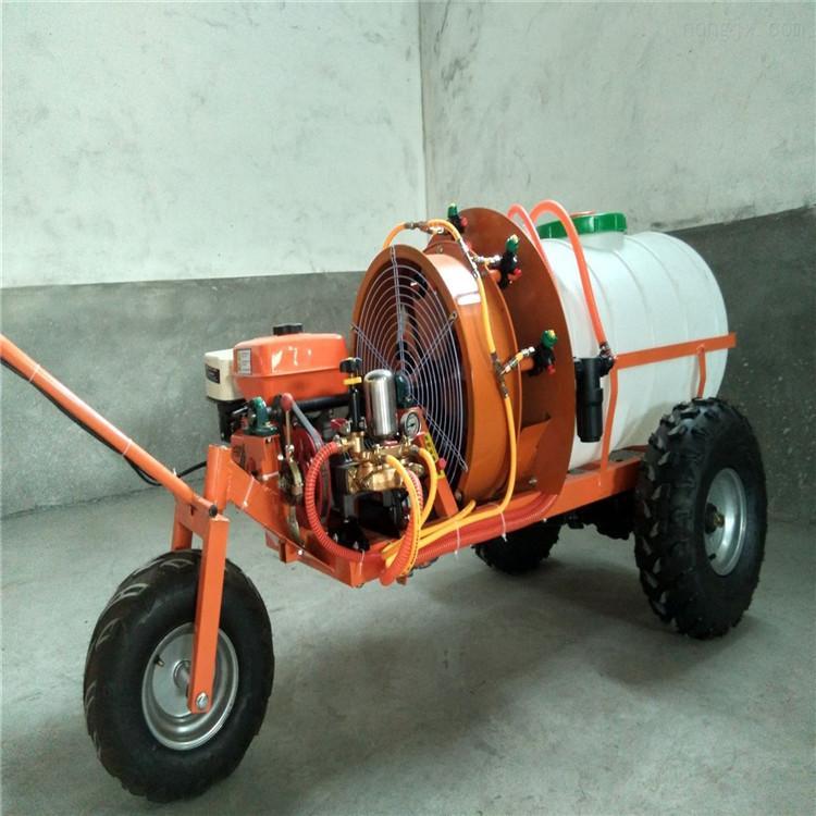 自走式多功能喷雾机喷雾