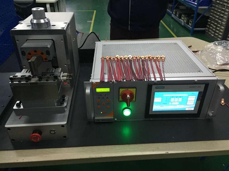 金属镍熔接机