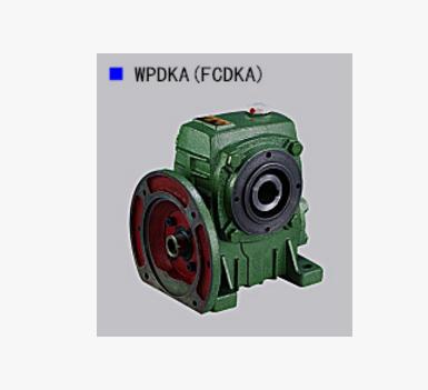 WPDKA120型 蜗轮蜗杆减速机变速减速箱减速器