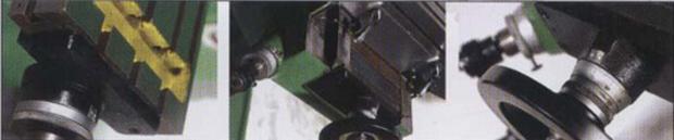 X505型系列铣床