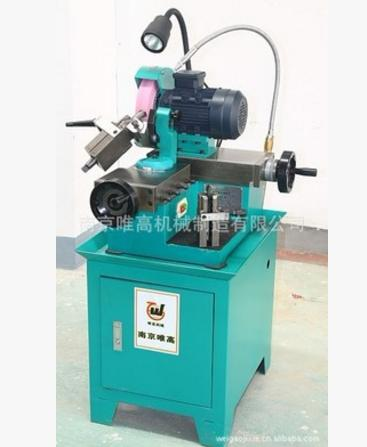 南京唯高 厂家直销大钻头研磨机DW6-60