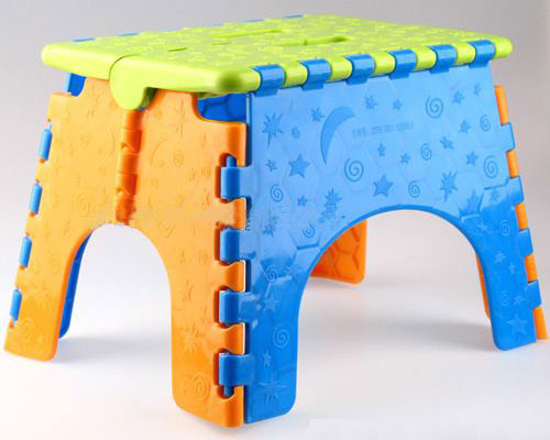 塑料折叠凳子模具
