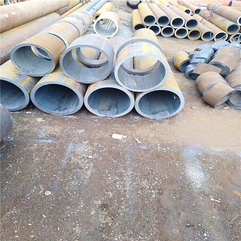 零售切割无缝钢管 厚壁无缝钢管 定尺加工