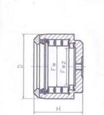 江苏SWL型轴承