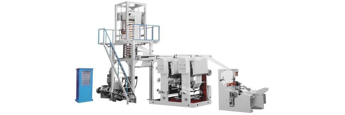 印刷连体吹膜机