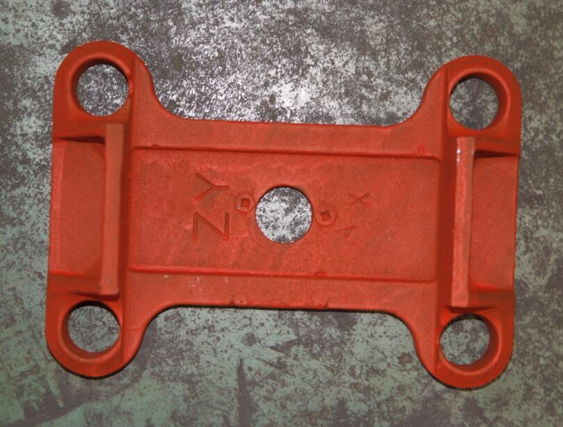 生产销售悬挂配件卡板板簧座