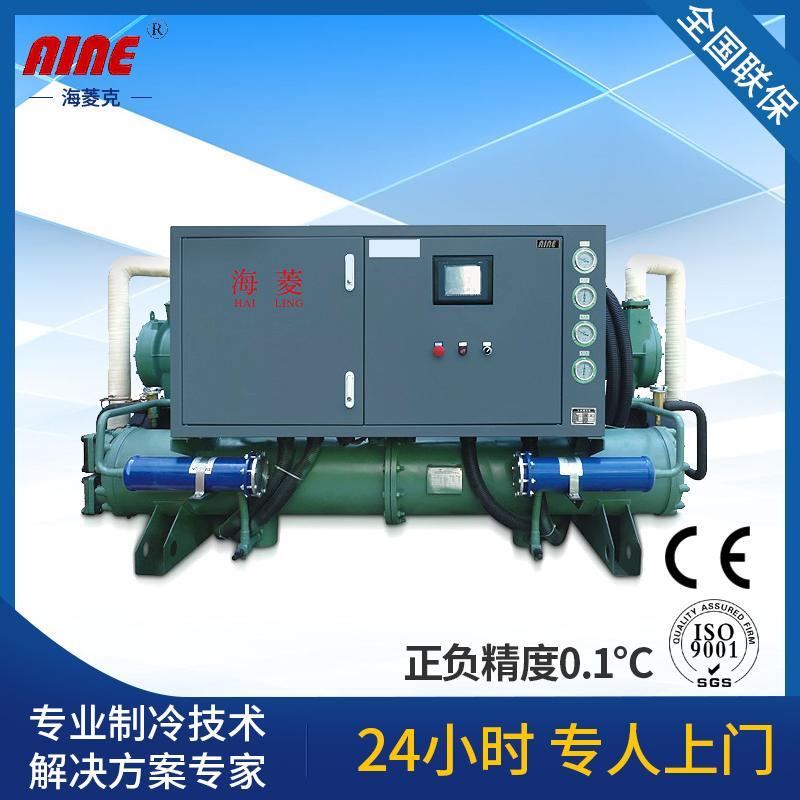 水冷型螺杆冷却机组