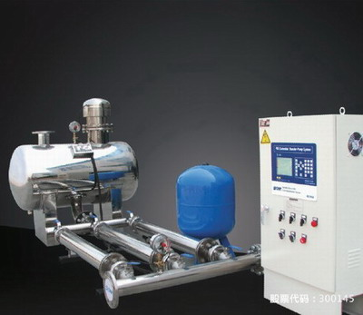 NFGG管网叠压供水设备