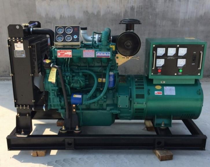 中康动力回收各类二手柴油发电机组