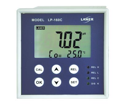 LP-160C工业在线自清洗型PH計