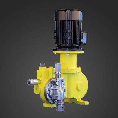 FROY系列液压隔膜计量泵