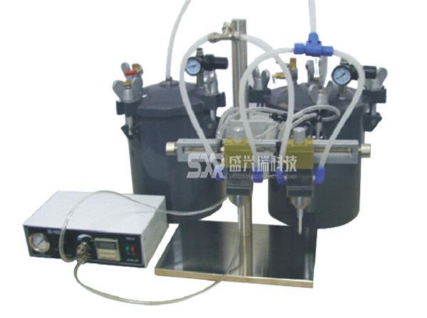 简易型双液灌胶机