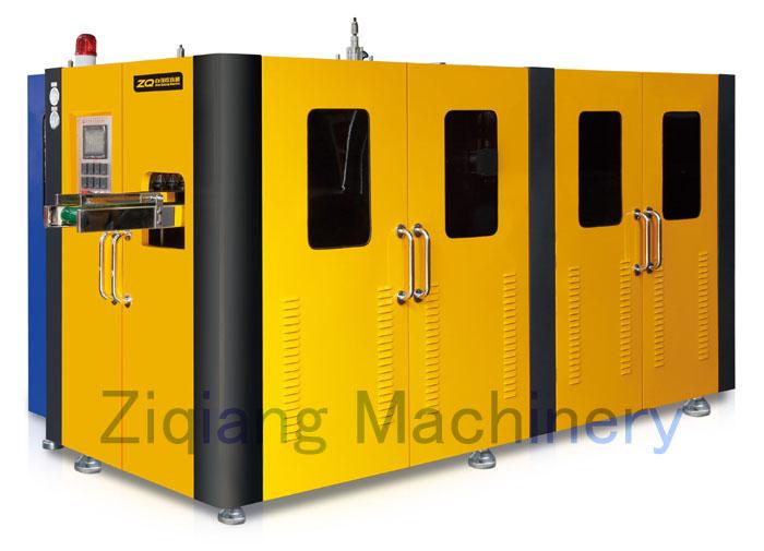 ZQ-M600-4 | 广口瓶专用自动吹瓶机