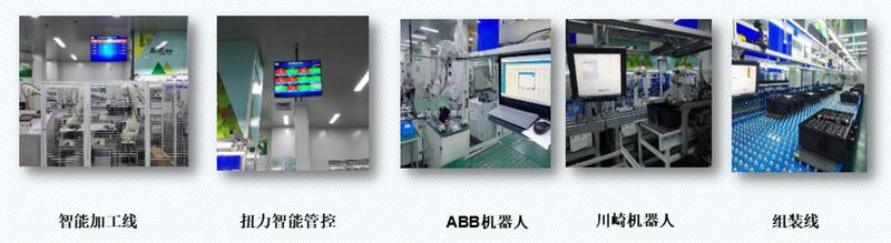 匠兴科技案例:某电池集团公司生产数据采集系统