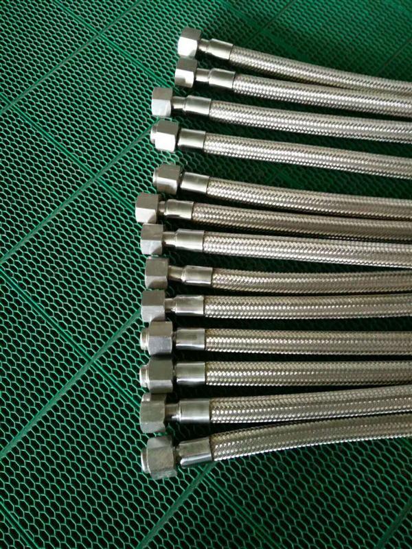 不锈钢丝波耐高压波纹管