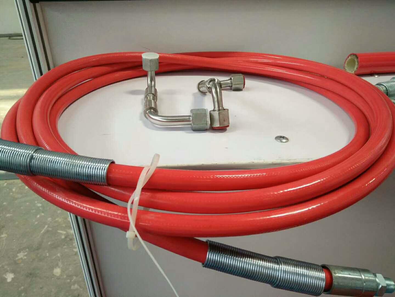 山东鲁盾厂家直销燃气一寸卸气软管