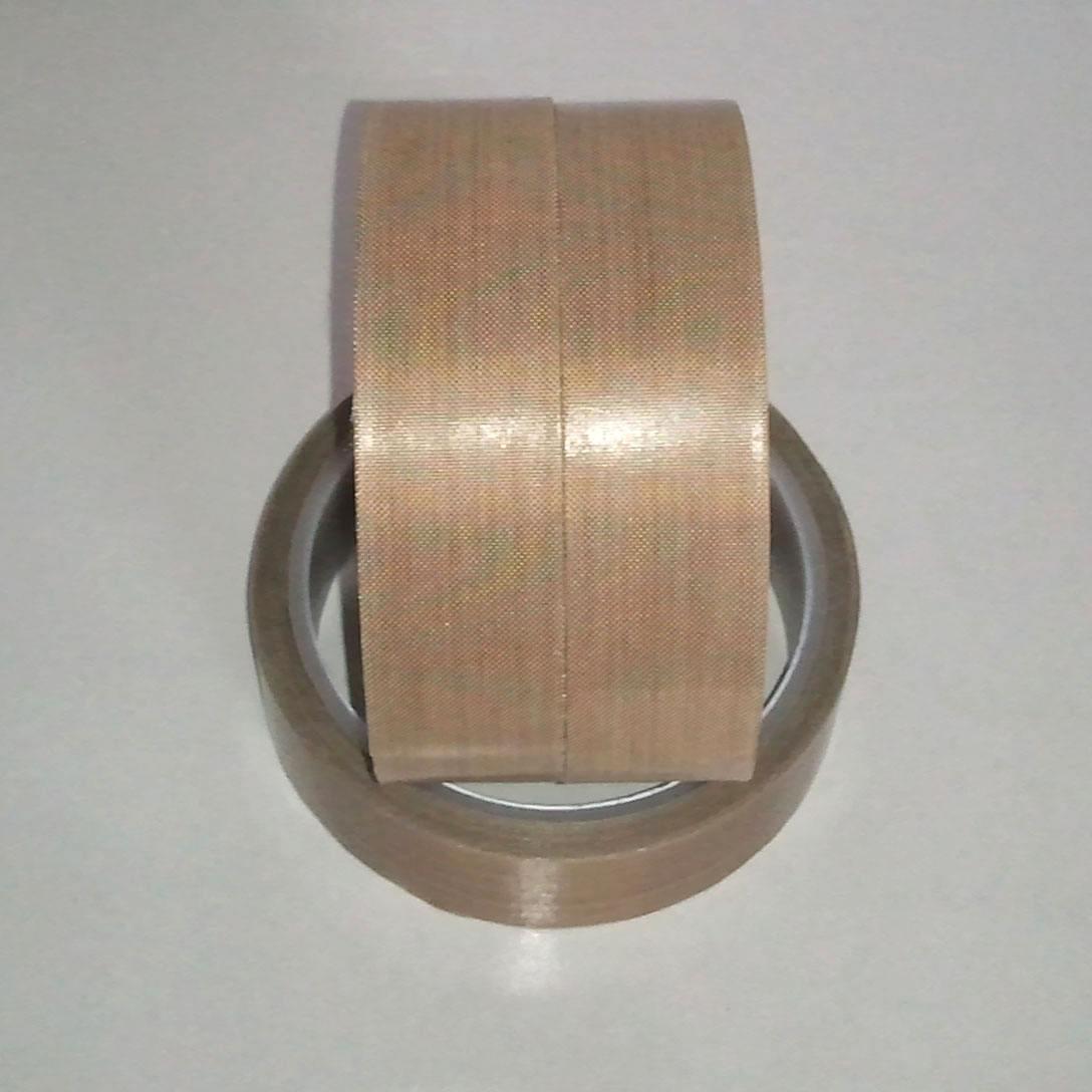 特氟龙胶带绝缘耐磨耐温隔热铁氟龙封口机制袋机高温布不带胶0.13