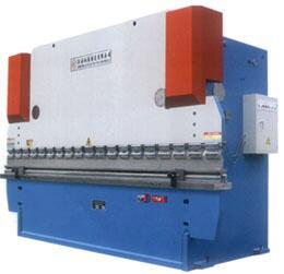 WC67Y-100/3200液压双缸数显折弯机