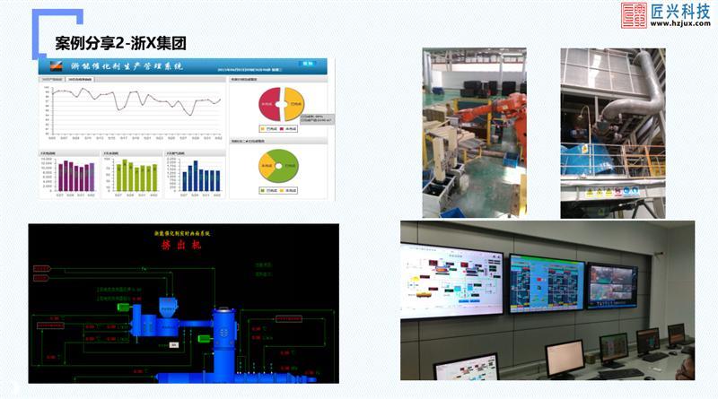 匠兴科技案例:化工工厂生产数据采集系统