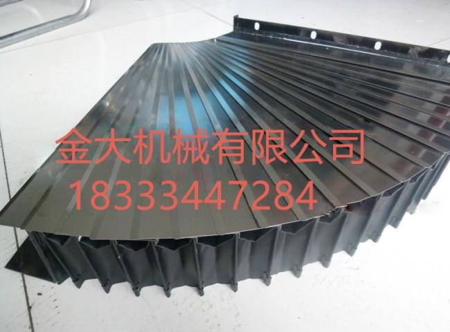 大量现货不锈钢伸缩式防护罩X轴Y轴导轨护板