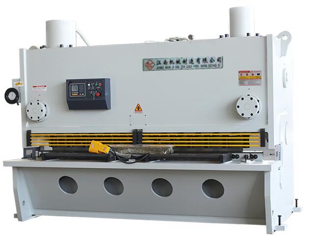 QC11Y-8X4000液压间式剪板机
