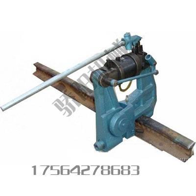 矿用钢轨液压挤孔机  国内优质矿用钢轨液压挤孔机