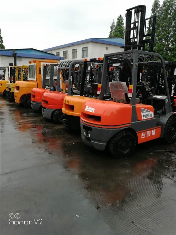 合力、TCM、丰田、台励福 小松电瓶叉车低价转让质量三包送货上门