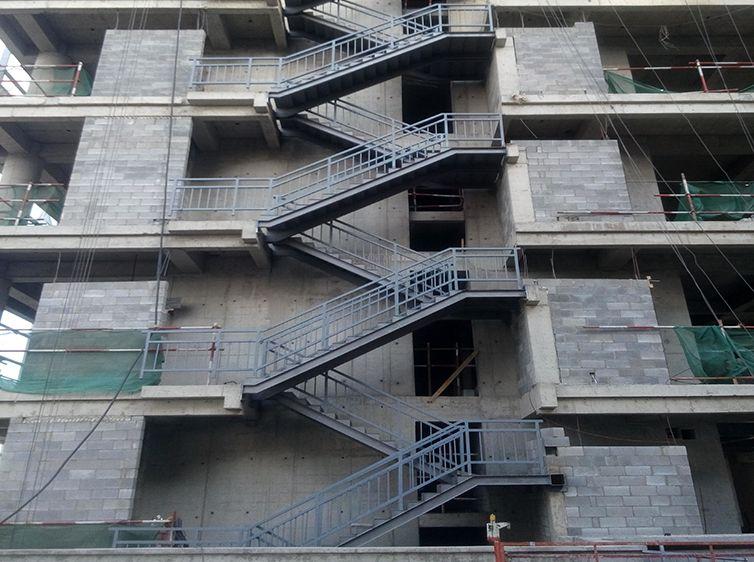 钢结构隔层厂家/福鑫腾达承接安装值得信赖