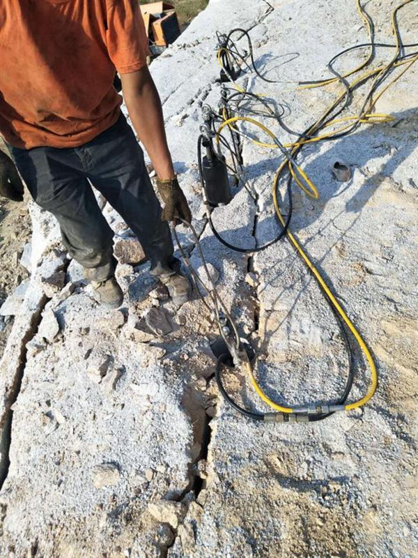 铜川岩石劈裂棒价格