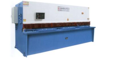 QC12Y/K液压摆式数显(数控)剪板机