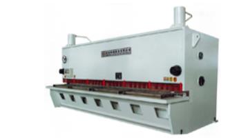 QC11Y/K液压闸式数显,数控剪板机