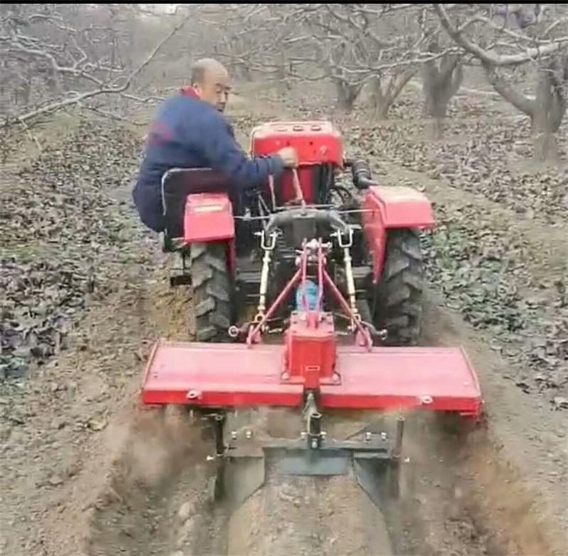 起垄 果园机 红薯 土豆 蔬菜 草莓 黄烟 树木培土起垄