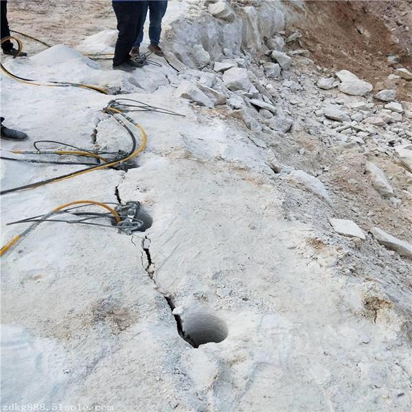 岩石撑裂棒厂家直销