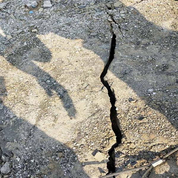 岩石液压分裂棒