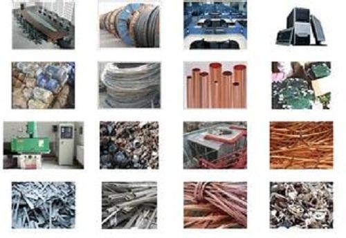 北京废旧物资回收公司收购库存二手金属物资厂家价格