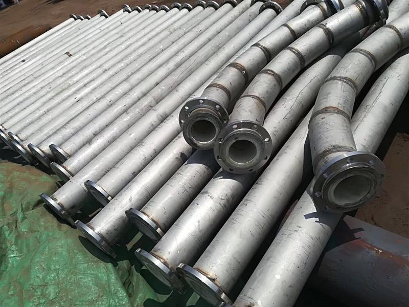 耐磨陶瓷弯头 耐磨陶瓷管道价格 陶瓷耐磨弯头厂家