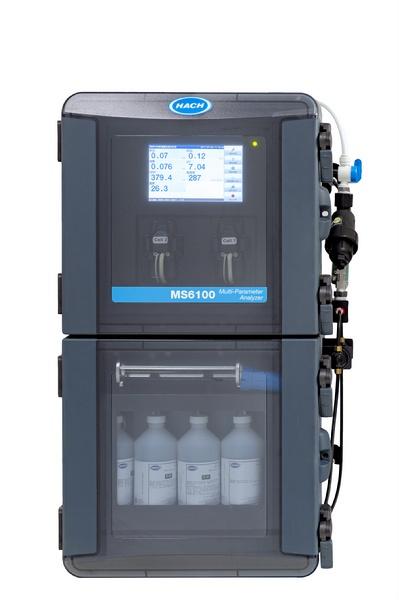 美国哈希MS6100多参数在线分析仪 技术参数